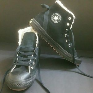 CONVERSE JUNIOR FASHION SNEAKERBOOT